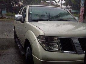 Grey Nissan Navara 2010 for sale in Quezon City
