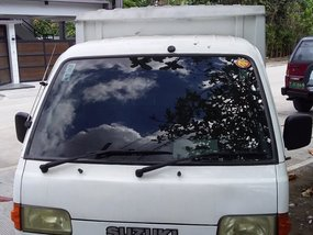 2007 Suzuki Multi-cab (gas manual)