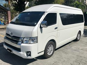 2017 Toyota Hiace Super Grandia LXV 3.0 AT