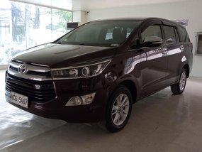 2016 TOYOTA INNOVA V DSL AT
