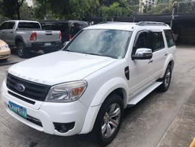 2013 Ford Everest 4x2