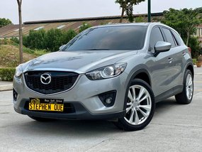2014 Mazda CX-5 2.5L Skyactiv AWD AT