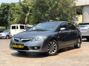 2010 Honda Civic 1.8S Automatic Gas