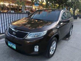 Selling Kia Sorento 2013 in Cebu City