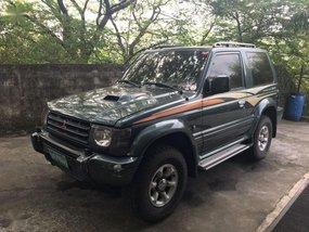 Sell 1995 Mitsubishi Pajero in Manila