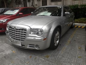 Silver Chrysler 300c 2007 for sale in Manila