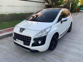Selling Peugeot 3008 2013 in Manila