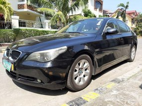 Sell 2008 Bmw 525I in Las Piñas