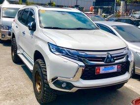 Sell 2016 Mitsubishi Montero Sport in Baguio