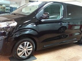 Sell Black 2020 Peugeot Traveller in Quezon City