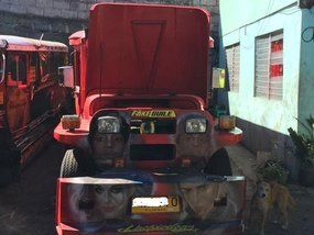 Sell Red 0 Mitsubishi Jeep in Quezon City