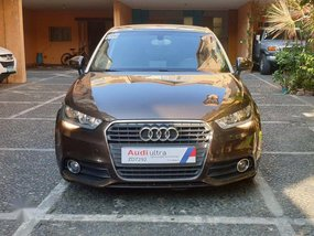 Selling Grey Audi A1 2014 in Manila