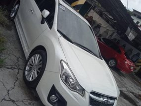 White Subaru Impreza 2013 for sale in Quezon City