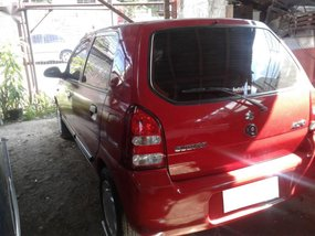 Sell Red 2010 Suzuki Alto in Cebu City