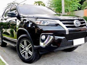 TOYOTA FORTUNER DIESEL AUTOMATIC 2017