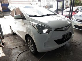 Selling White Hyundai Eon 2017 in Calasiao