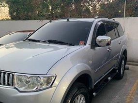 Selling Silver Mitsubishi Montero sport 2009 in Antipolo