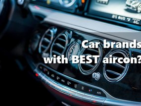 What are the car brands with the best aircon?