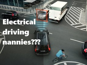 [Opinion] I hate cars with too much electrical driving nannies