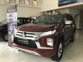 Brandnew 2020 Montero Sport Automatic Latest Promo