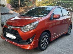 Toyota Wigo TRD 2019 Automatic not 2020 2018 2017
