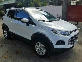 FORD ECOSPORT M/T 2017