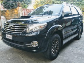 Toyota Fortuner 2015 Automatic not 2016 2014 2013