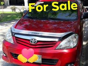 Toyota Innova 2011 for sale