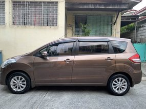 Sell Brown 2016 Suzuki Ertiga SUV / MPV in Mandaluyong