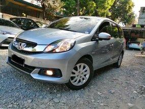 Honda Mobilio 2016 for sale in Quezon City