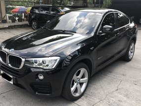 2016 BMW X4 xDrive 2.0D AT