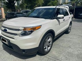 2014 Ford Explorer 2.0L Ecoboost Limited