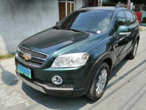 Chevrolet Captiva 2010 LCD Screen 7seater