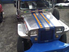 Silver Mitsubishi Jeep 1997 for sale in Manila