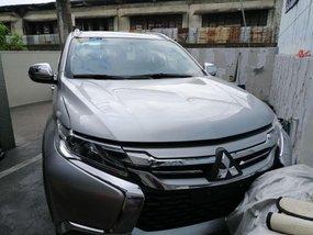 Selling Silver Mitsubishi Montero sport 2019 in Marikina