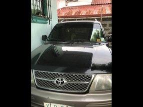 Black Toyota Revo 2003 at 95000 for sale