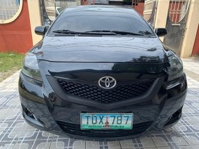 Selling Black Toyota Vios 2013 Sedan in Dagupan