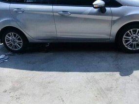 Selling Silver Ford Fiesta 2018 in Imus