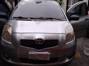 Sell Grey 2009 Toyota Yaris in Quezon