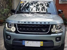 Used 2015 Land Rover Discovery Black Edition Lr4
