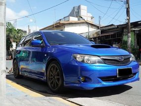 Selling Blue Subaru Impreza 2008 in Quezon City
