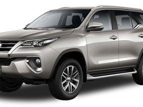 Brand New 2020 Toyota Fortuner 4x2G Dsl A/T (All in Promo)