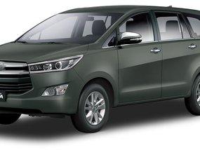 Brand New 2020 Toyota Innova 2.8E Dsl A/T (All in Promo)