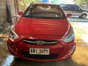 Hyundai Accent 1.4L manual 2015 model
