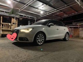White Audi A1 2015 for sale in Tanauan