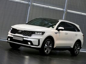 Kia Sorento 2020 launched with 227-hp hybrid variant