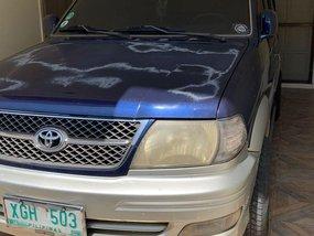 Selling Blue Toyota 4Runner 2002 in San Antonio