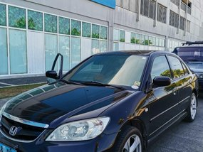 Sell Black 2004 Honda Civic in Cagayan de Oro