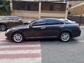 Sell 2012 Lexus Es 350 in Manila