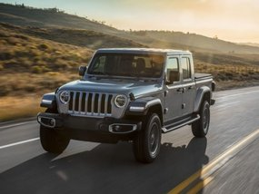 2020 Jeep Gladiator: Reviving the spirit of pick-up trucks in the Jeep family